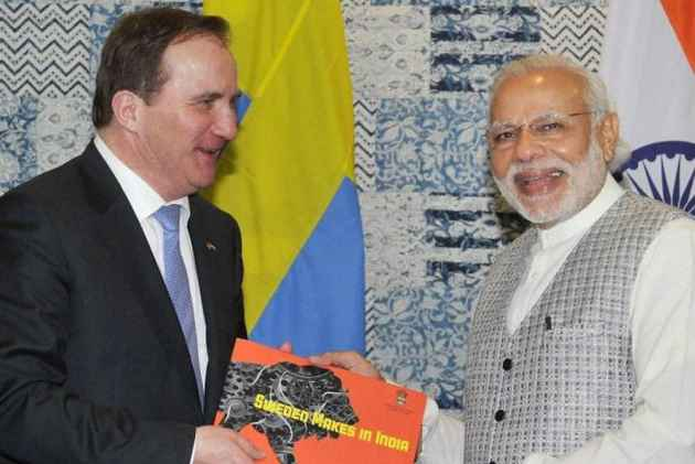 'Moral Superpower' Sweden Should Not Forget Nehru And Gandhis In Its Eager To Sign Deals