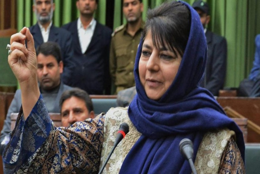 'How Can Anybody Do Such Heinous Act Against A Living Form Of Mata', Says Mehbooba On Kathua Incident
