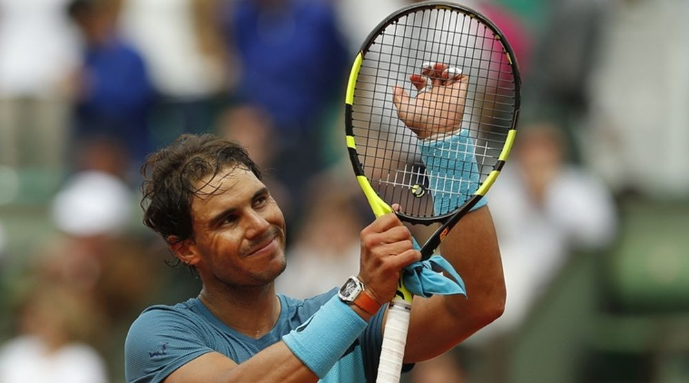 Tennis Star Rafael Nadal Returns To World No. 1 Ranking