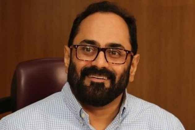 Rajeev Chandrasekhar Resigns As Board Director Of Republic TV