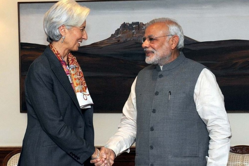 PM Modi Should Pay More Attention To Women Safety, IMF Chief Christine Lagarde