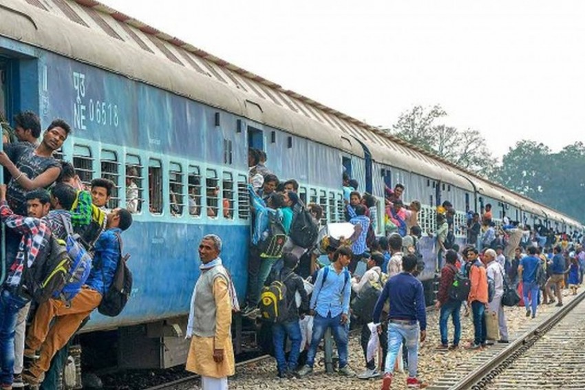 At 98.5 Per Cent, Railways Operating Ratio Worst Since 2000-2001