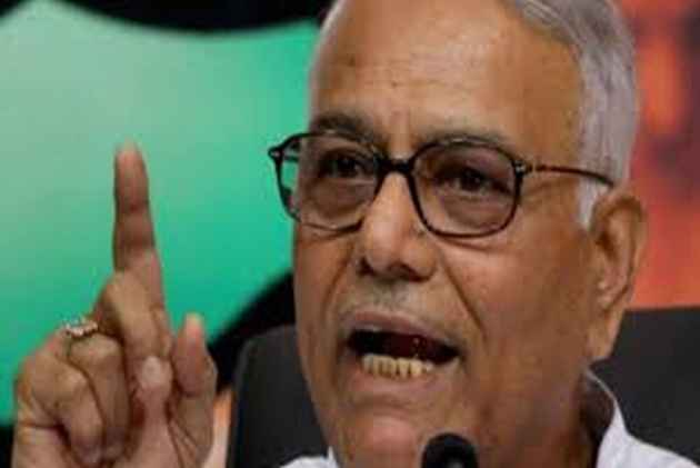 Situation Created By Modi Government Worse Than Emergency: Yashwant Sinha