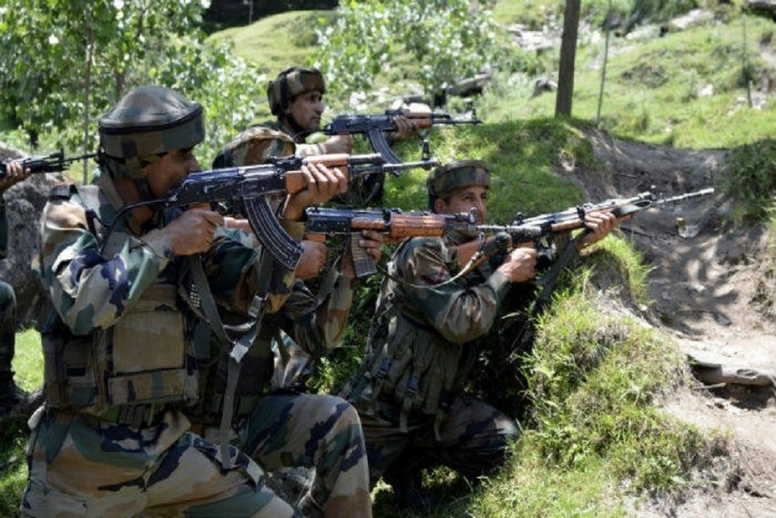 Jammu And Kashmir: Terrorist Hideout Busted By Security Forces In Kupwara