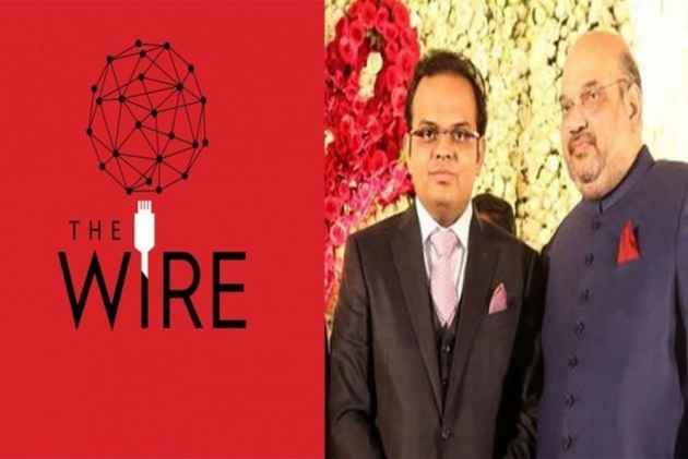 Jay Shah-The Wire Case: Supreme Court Says 'There Can't Be Gagging Of Press'
