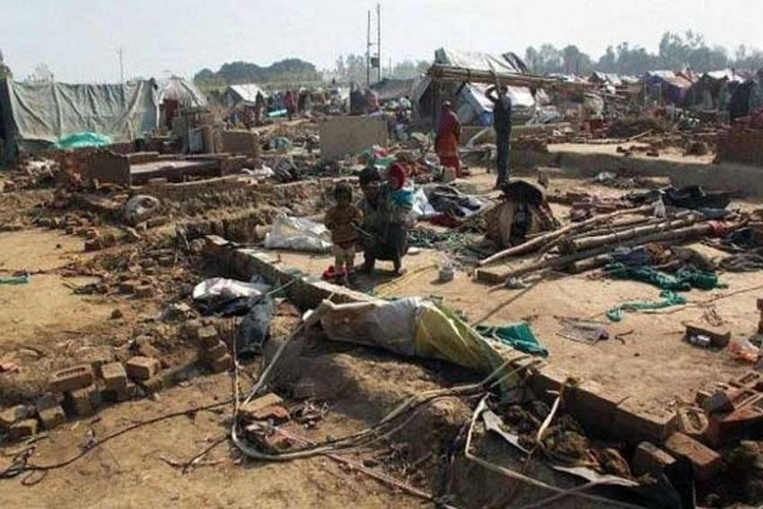 Muzaffarnagar Riots: Muslim Families Allege Bias By Yogi Government, Says 'Only Helping Hindus'