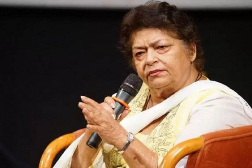 Choreographer Saroj Khan Defends Casting Couch, Says 'At Least It Provides Livelihood'