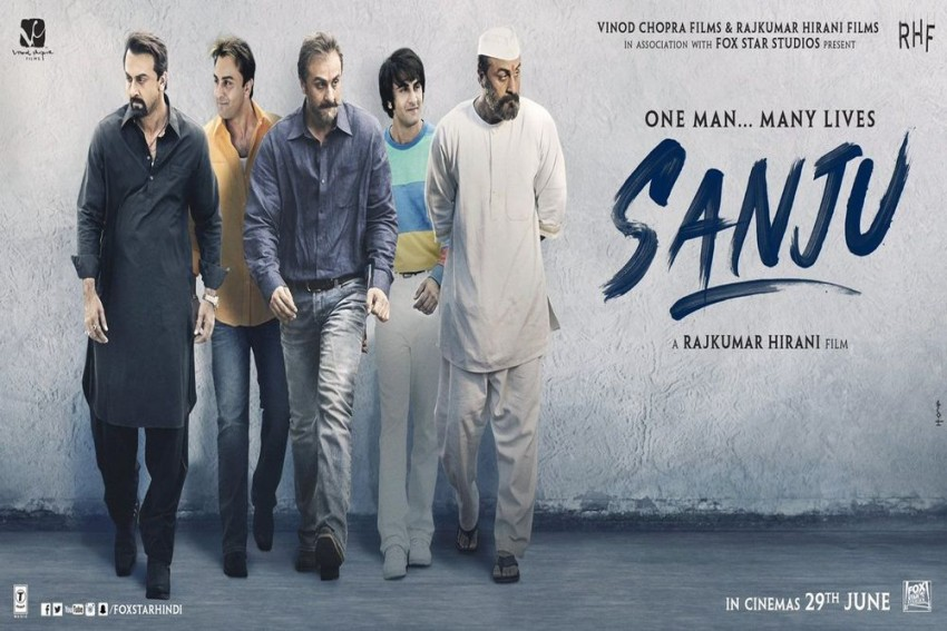 It's Official! Ranbir Kapoor's Sanjay Dutt Biopic Titled 'Sanju', Teaser Is Out