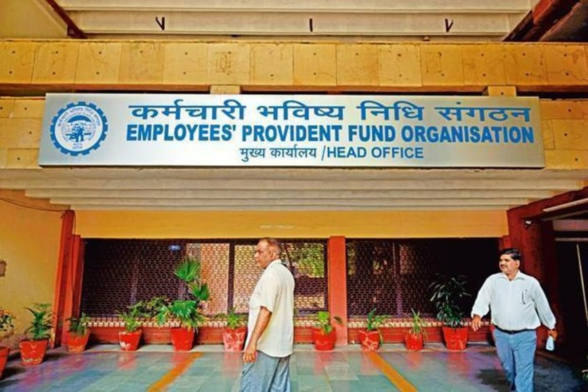 EPFO Interest Rate At 5-Year Low As Finance Ministry Okays 8.55% For 2017-18