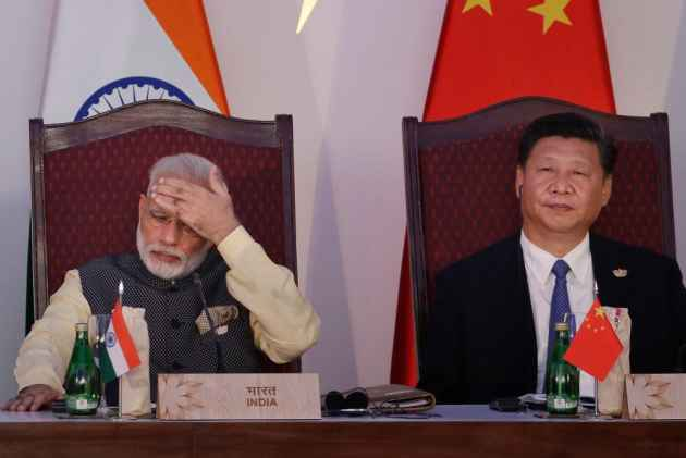 Modi Is Travelling To China To Break The Ice Of His Own Making!
