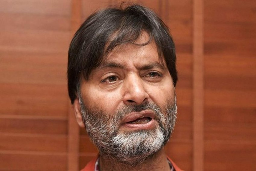 Yasin Malik Alleges He Was Assaulted By Police