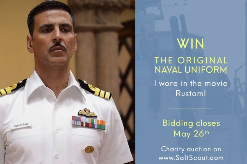 Will Take Legal Action, Says Twinkle Khanna Over <em>Rustom</em> Costume Auction Row