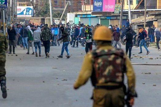 Kashmir Valley Tensed After Youth Injured In Kangan Clashes Succumbs