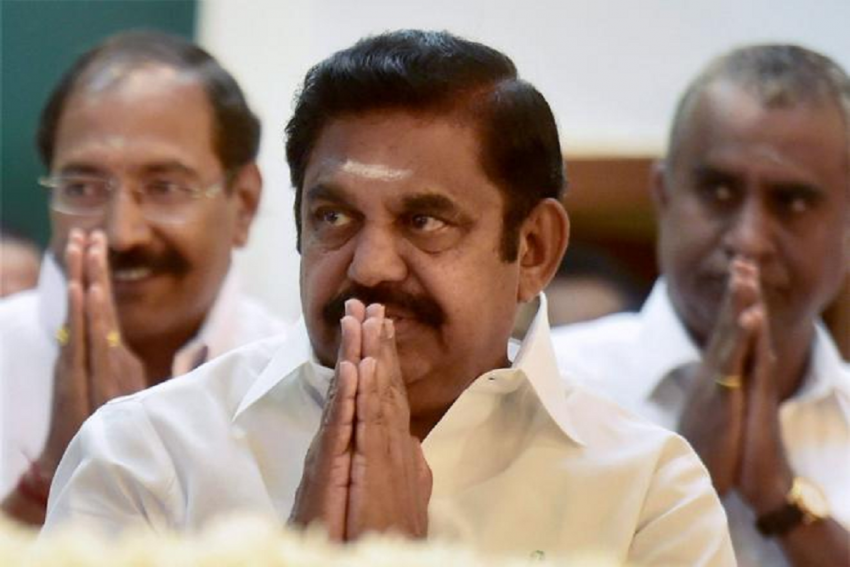 Cauvery Issue: CM Edappadi K Palaniswami, O Panneerselvam Lead Hunger Strike Against Centre