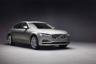 Volvo's S90 Ambience Concept Is Mind-boggling