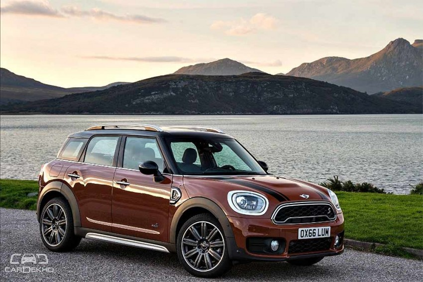 New Mini Countryman Compact SUV To Launch On May 3; Will Rival Audi Q3, BMW X1, Mercedes GLA