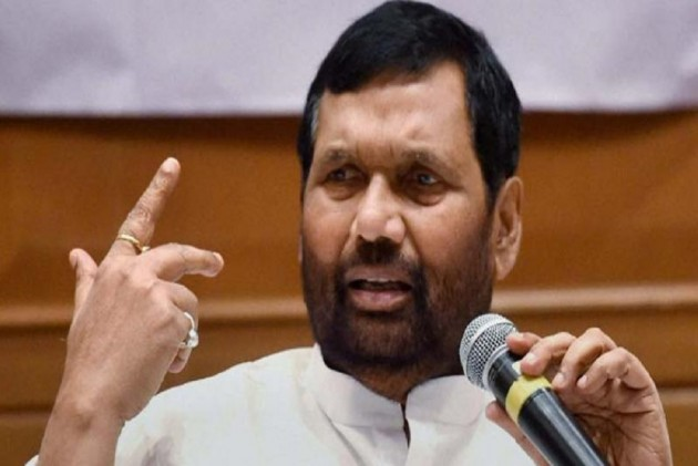 Centre Wants Reservation In Promotions For SCs, STs In Govt Jobs: Paswan