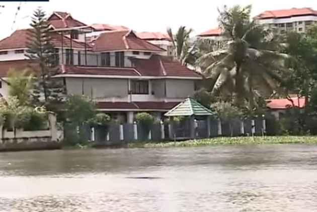 Malayalam Actor Jayasurya's Boat Jetty Constructed On