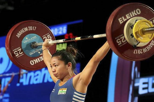 Commonwealth Games 2018 Day 1: Mirabai Chanu Brings India Gold Medal In Weightlifting