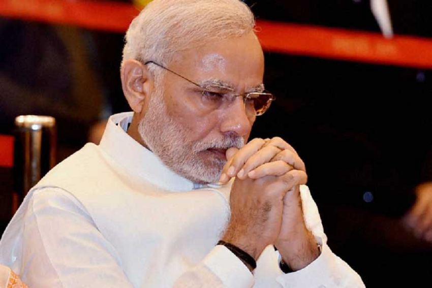 SC/ST Act: Dalit Party Pens Letter In Blood To PM Narendra Modi