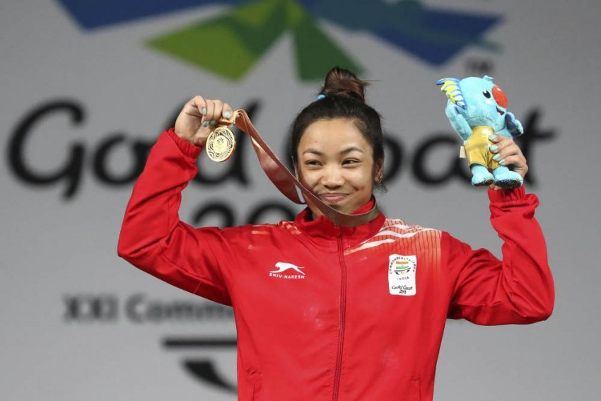 From Lifting Firewood To CWG Medal: Mirabai Chanu's Golden Journey
