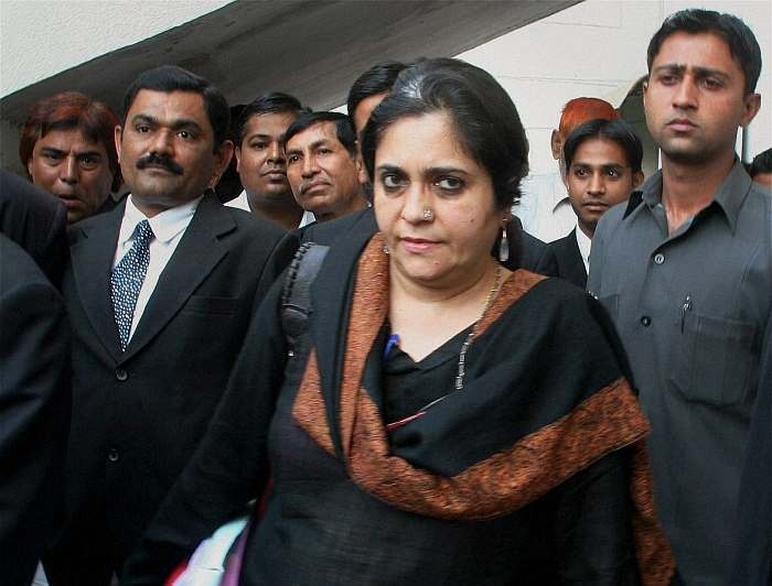 Teesta Setalvad, Husband Questioned By Gujarat Police In Alleged NGO Fund Misapropriation Case