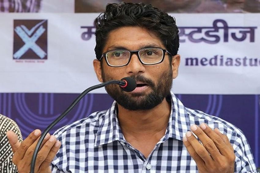 Case Filed Against Dalit Leader Jignesh Mewani For Provocative Remarks On PM Modi