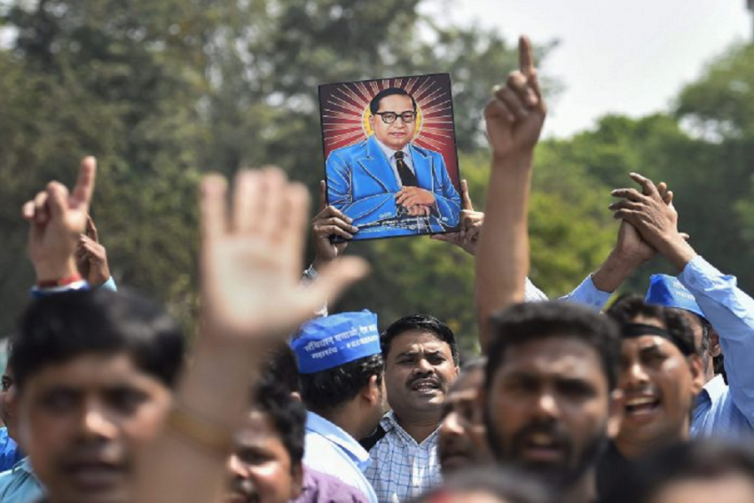 Bharat Bandh Dalit Protest: Four Government Employees, Including Peon, Clerk Suspended For Taking Part