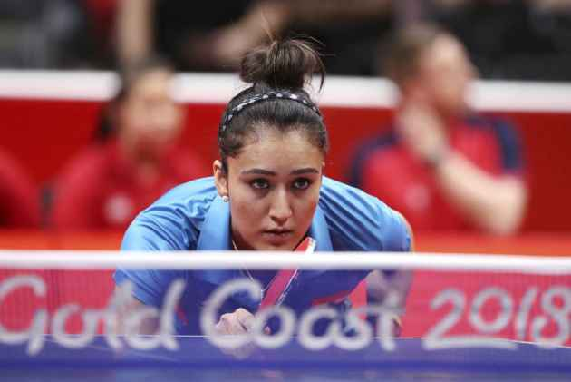 CWG 2018: Indian Eves Script History, Bag Gold In Table Tennis