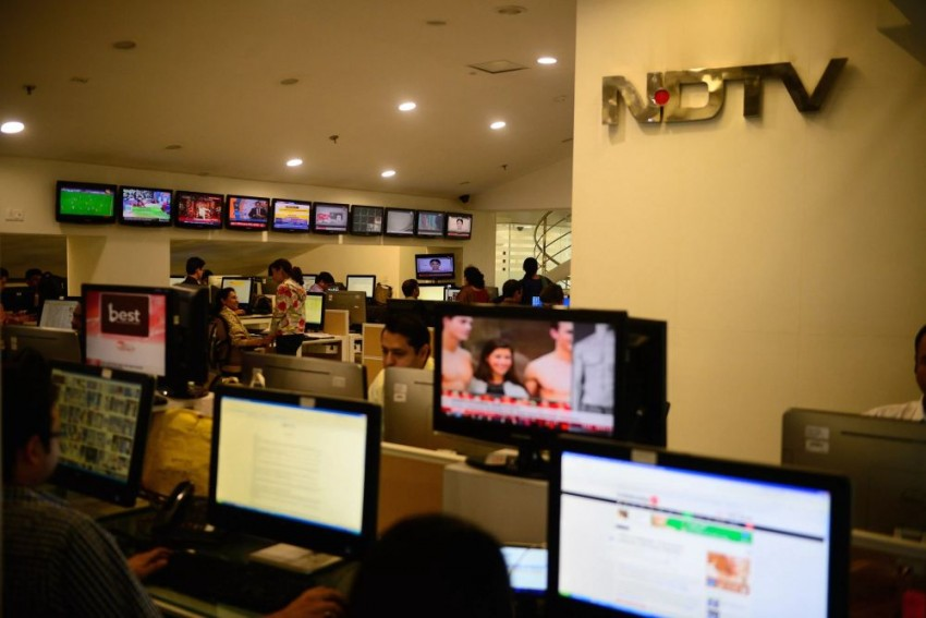 NDTV Sells 7.38% Stake In Subsidiary To Landlord Of Delhi Office Premises To Pay Outstanding Rent