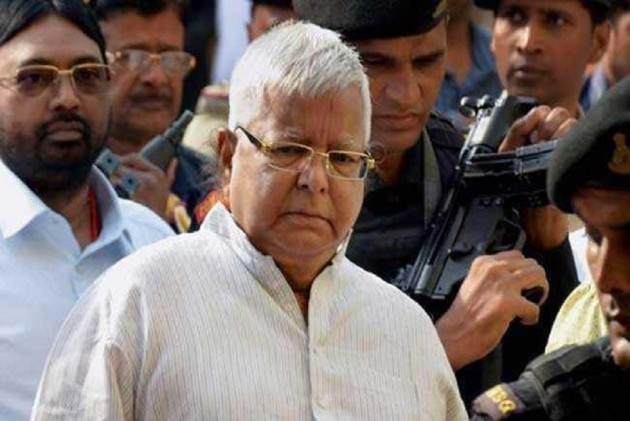 RJD Chief Lalu Prasad Granted 3 Days Parole To Attend Son's Marriage