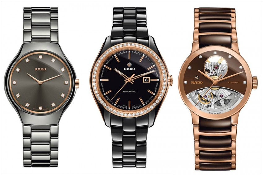 Rado timepiece is the best thing one can gift his/her mom this Mother's Day
