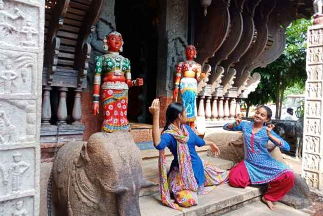 Kerala Folklore Museum: 3 Floors, 10 Centuries And 5,000 Objects of Common Use