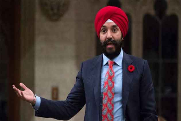 Canada's Sikh Minister Navdeep Bains Asked To Remove Turban At US' Detroit Airport