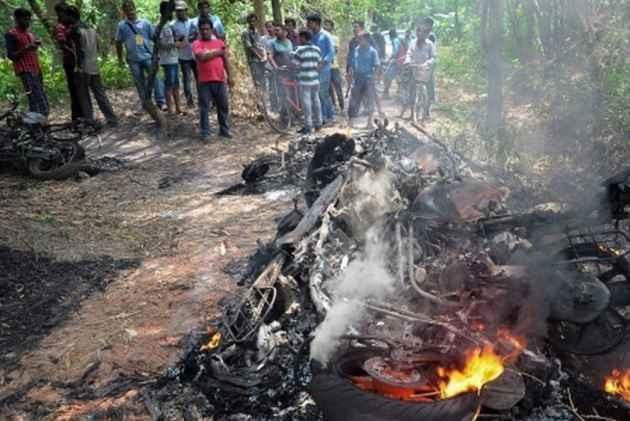 16 Killed, Bombs, Ballot Box-Burning In Panchayat Polls: Bengal On The Boil