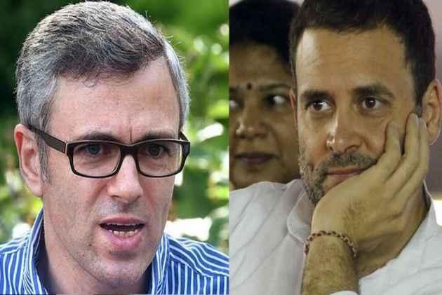 After His <em>'Et tu'</em> Karnataka Tweet, Omar Cracks EVM Joke On Congress