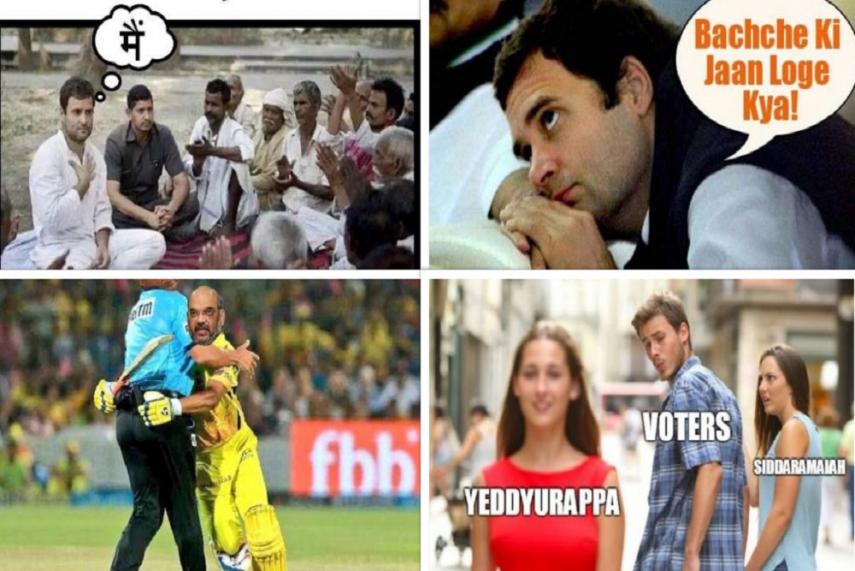 Here S How Twitterati Take Jibe At Rahul Gandhi With Memes Jokes