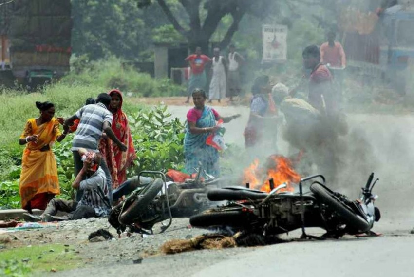 Violence In West Bengal During Elections Is Not New, The Media Glare Is