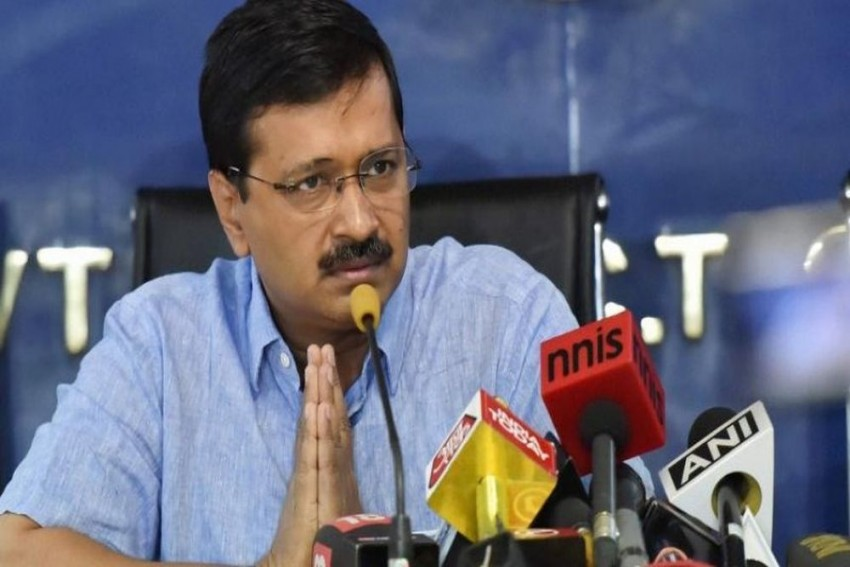 LIVE: Chief Secretary Assault Case: Delhi Police Reach CM Arvind Kejriwal's Residence For Questioning