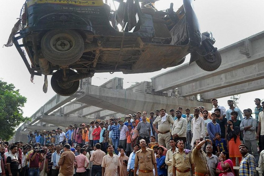 7 Reasons The Varanasi Bridge Collapse Is Indicative Of All That Is Wrong With India
