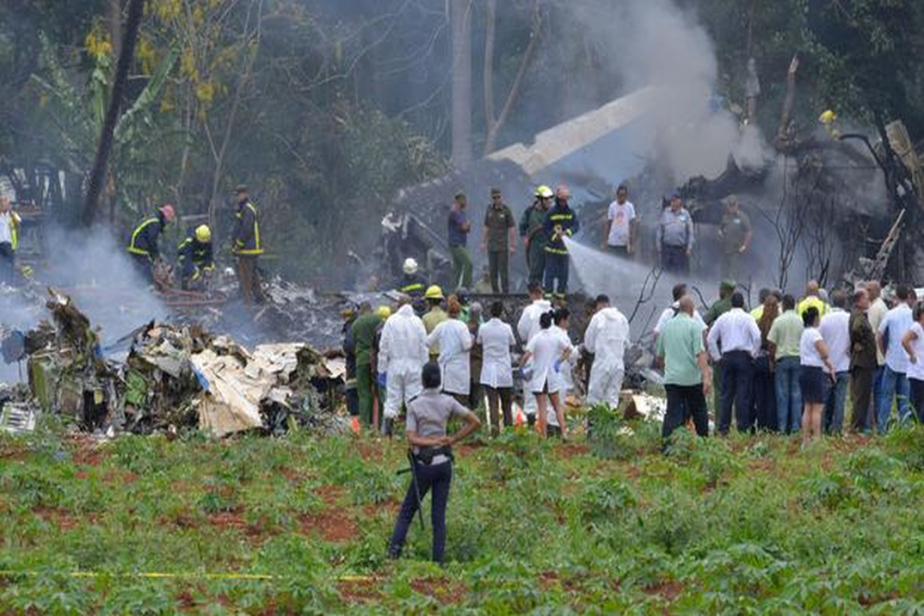 Over 100 Killed In Boeing 737 Crash In Cuba, 3 Survivors Pulled Out