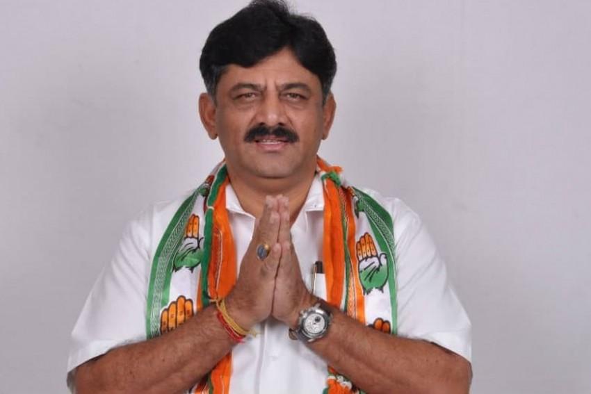 DK Shivakumar: Congress Moneybags Wins His Second Face-Off With BJP