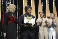 Japanese Film '<em>Shoplifters</em>' Wins Top Prize At Cannes