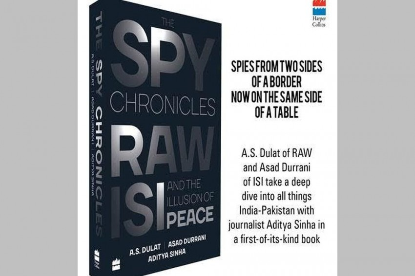 Former RAW, ISI Chiefs Come Together For <em> Spy Chronicles </em>