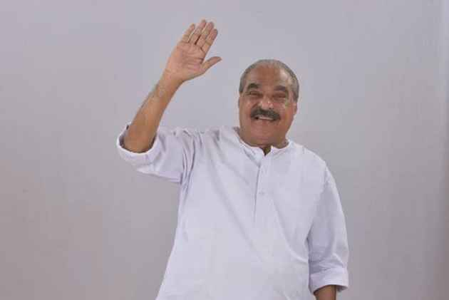 March Of K.M. Mani: Left, Right, Left, Right