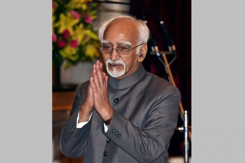 Some 'Inventors' Trying To Go Back In History And Re-Write It: Former Vice President Hamid Ansari