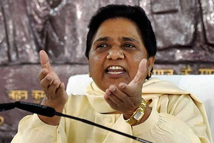Mayawati Accuses UP Police Of Committing Atrocities Against Dalit Families