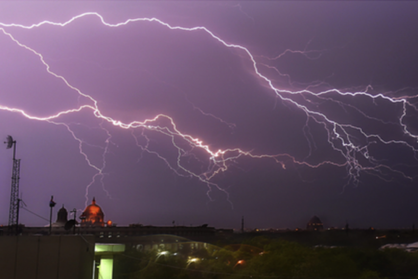 At Least 40 Killed As Thunderstorm Hits UP, Bihar, Jharkhand