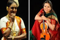 Bharati & Kala: Two Artistes Who Derive Energy From A Hybrid Culture