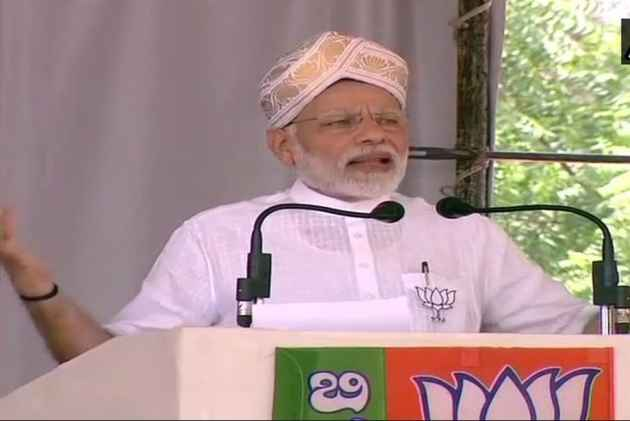 PM Modi Rakes Up Surgical Strikes In Karnataka Election Rally, Says Congress Insulted 'Our Brave Heroes'